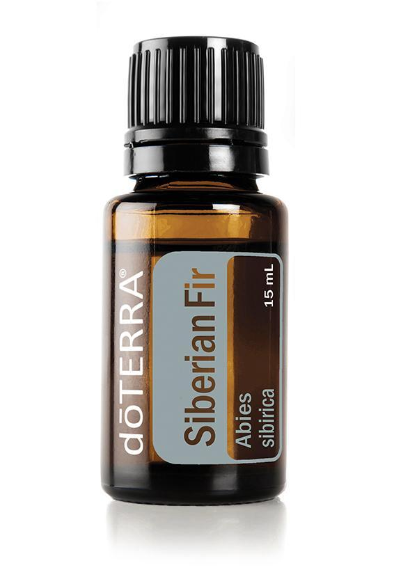 dōTERRA Siberian Fir Essential Oil - 15ml