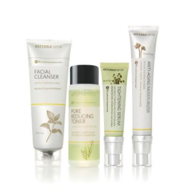 dōTERRA Skin Care System with Anti-Aging Moisturizer