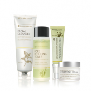 dōTERRA Skin Care System with Hydrating Cream