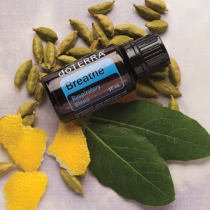 dōTERRA Breathe® Respiratory Blend – 15ml
