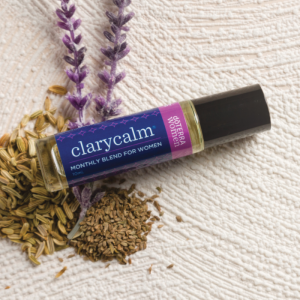 dōTERRA ClaryCalm® Monthly Blend for Women – 10ml Roll On