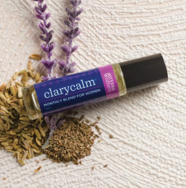dōTERRA ClaryCalm® Monthly Blend for Women - 10ml Roll On