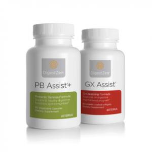dōTERRA Cleanse & Renew – GX Assist® & PB Assist+®
