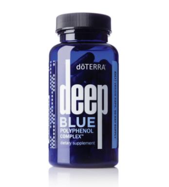 dōTERRA Deep Blue Polyphenol Complex®