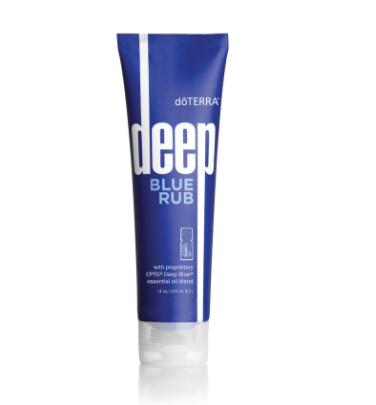 dōTERRA Deep Blue® Rub