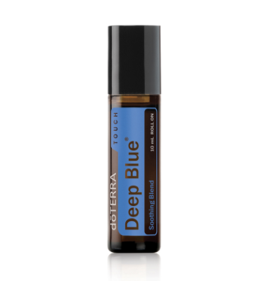 dōTERRA Deep Blue® Soothing Blend Touch - 10ml Roll On