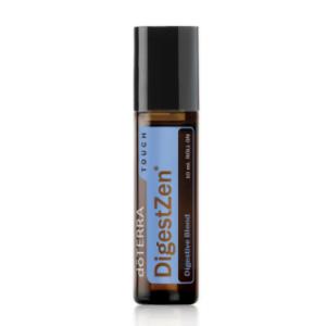 dōTERRA DigestZen® Digestive Blend Touch – 10ml Roll On