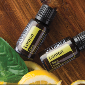 dōTERRA Lemon Essential Oil – 15ml