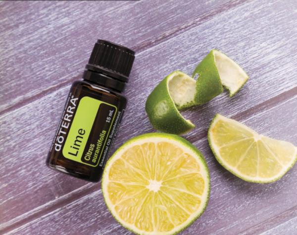 dōTERRA Lime Essential Oil - 15ml