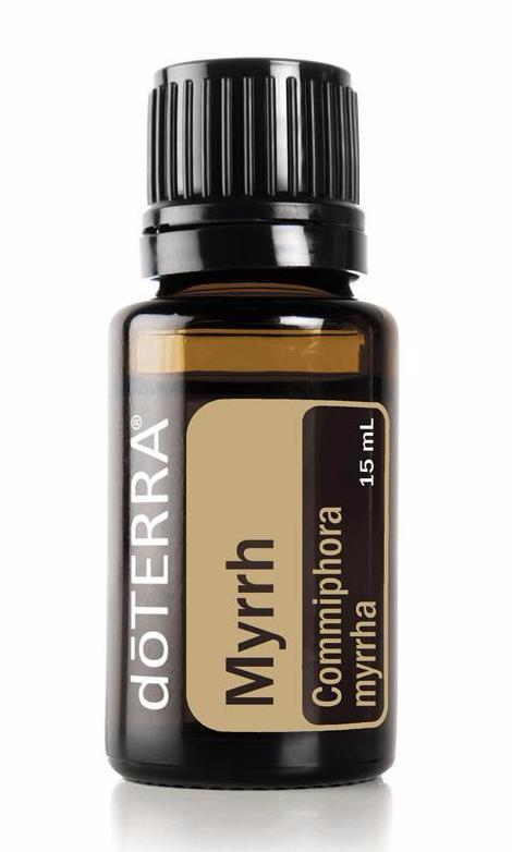 dōTERRA Myrrh Essential Oil - 15ml