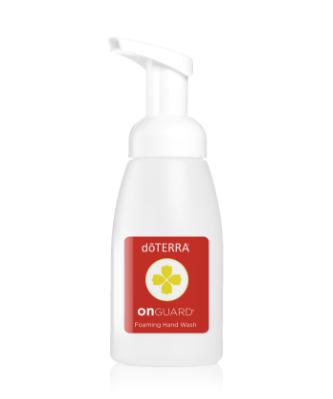 dōTERRA On Guard® Foaming Hand Wash Dispenser