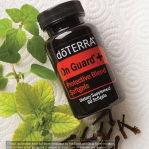 dōTERRA On Guard®+ Protective Blend Softgels