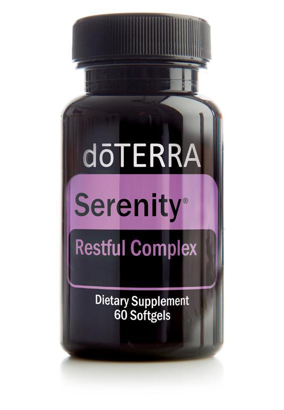 dōTERRA Serenity™ Restful Complex Softgels