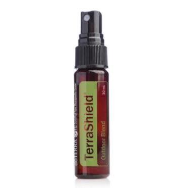 dōTERRA TerraShield® Spray Outdoor Blend - 30ml Spray
