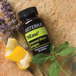 dōTERRA TriEase® Seasonal Blend Softgels