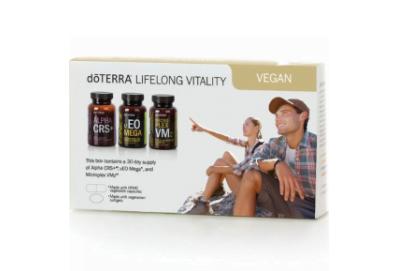 dōTERRA Vegan Lifelong Vitality Pack