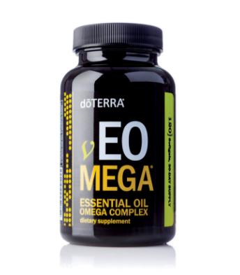 dōTERRA vEO Mega - Essential Oil Omega Complex