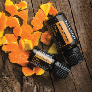 dōTERRA Wild Orange Essential Oil – 15ml