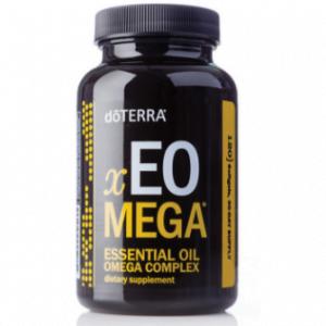 dōTERRA xEO Mega® – Essential Oil Omega Complex