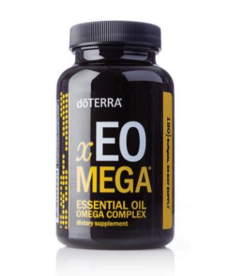 dōTERRA xEO Mega® - Essential Oil Omega Complex