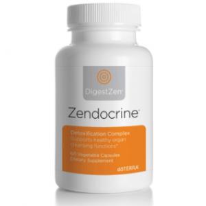dōTERRA Zendocrine® Detoxification Complex