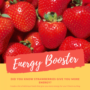 8 Foods to Give You Energy