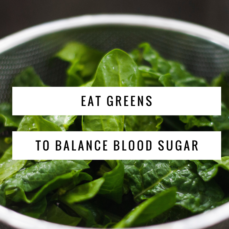 The Best 8 Foods to Balance Blood Sugar