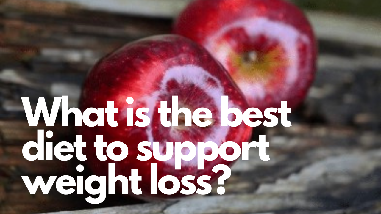 What is the best diet to support healthy hormones and weight loss?