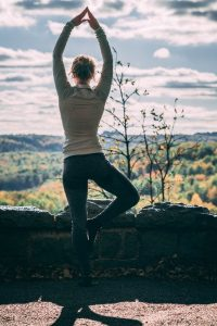 Yoga, award winning nutritionist