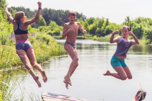 Three top tips for healthy families