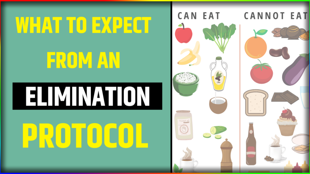Elimination protocol gut healing trish tucker may