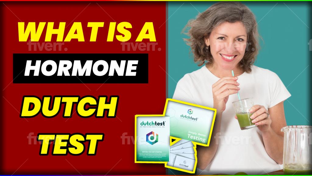Horomone Imbalancce - Dutch Test - Nutritionist Gloucestershire