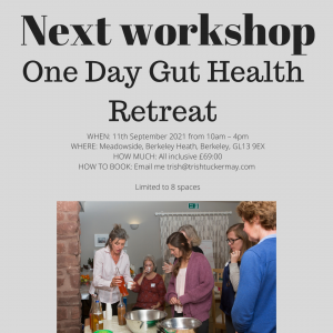 Gut Health Retreat for Women aged 40+ with digestive issues